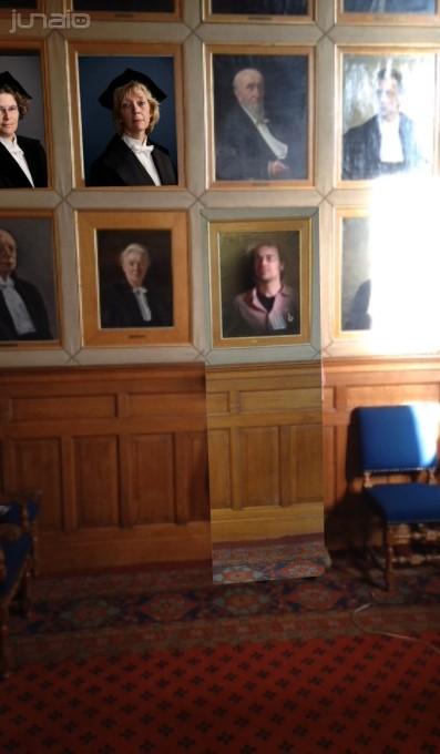 Senaatszaal Rijksuniversiteit Groningen